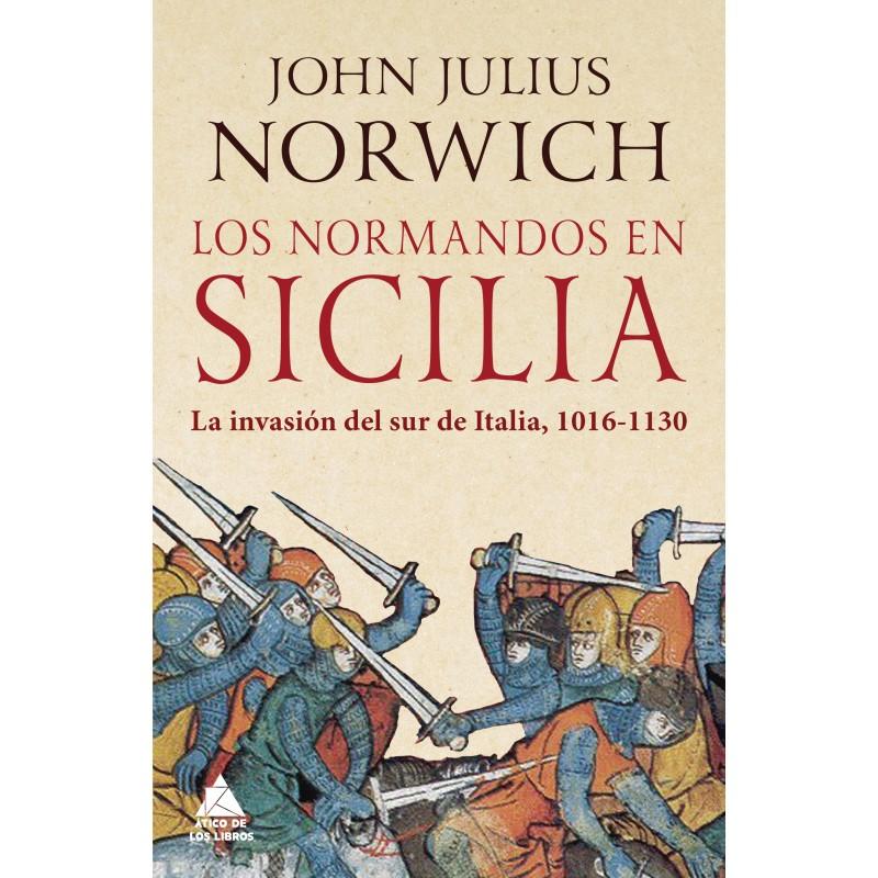 los normandos en sicilia john julius norwich