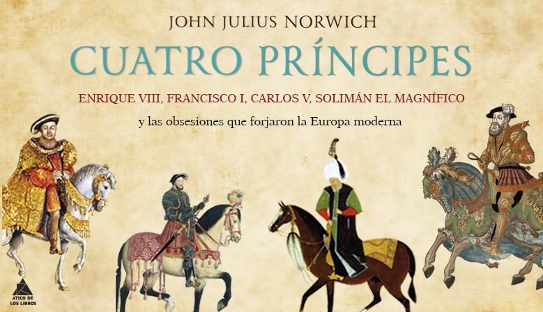 Cuatro príncipes