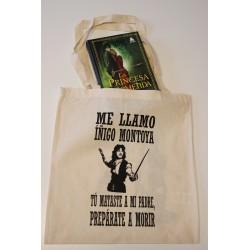Pack La princesa prometida + bolsa