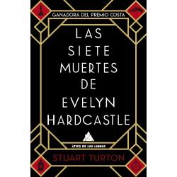 Las siete muertes de Evelyn Hardcastle (ed. bolsillo)